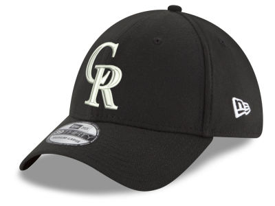 Colorado Rockies New Era MLB Dub Classic 39THIRTY Cap