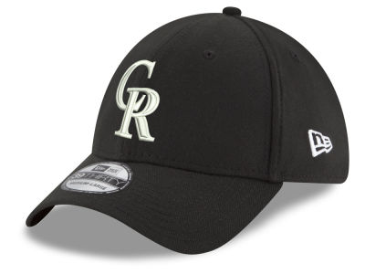 Colorado Rockies MLB Youth Dub Classics 39THIRTY Cap