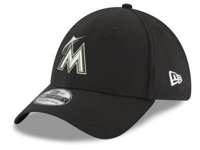 Miami Marlins New Era MLB Youth Dub Classics 39THIRTY Cap