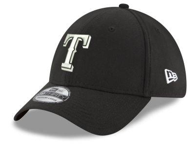 e579af173f7 Texas Rangers New Era MLB Youth Dub Classics 39THIRTY Cap