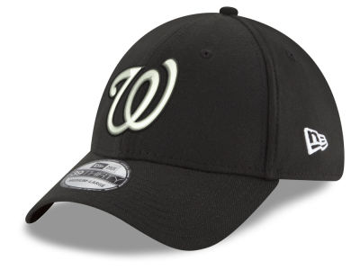 Washington Nationals New Era MLB Youth Dub Classics 39THIRTY Cap