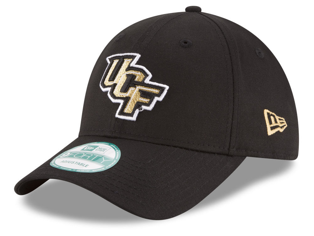 big sale 7d0df 5af70 new arrivals university of central florida knights new era ncaa league  9forty cap ce78c d10c8