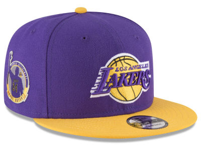 Los Angeles Lakers KOBE BRYANT New Era NBA Kobe Patch 9FIFTY Cap