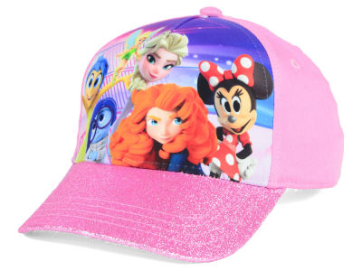 Disney Joy N Minnie Child Adjustable Cap