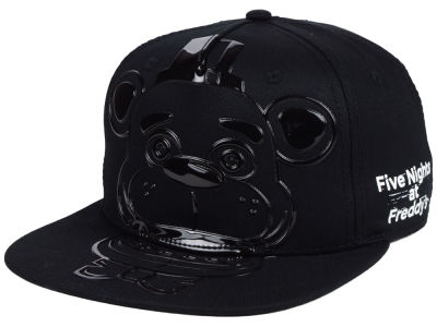 Five Nights at Freddy's Silicone Face Youth Snapback Cap