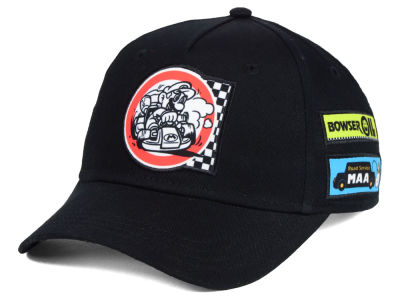 Nintendo Patches Youth Adjustable Cap