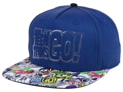 DC Comics Youth Snapback Cap