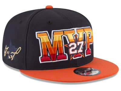 Houston Astros New Era MLB Altuve Collection 9FIFTY Snapback Cap