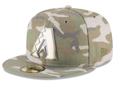 Arizona Diamondbacks New Era MLB Antique Camo 59FIFTY Cap