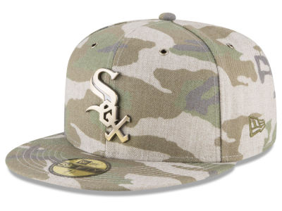 Chicago White Sox New Era MLB Antique Camo 59FIFTY Cap