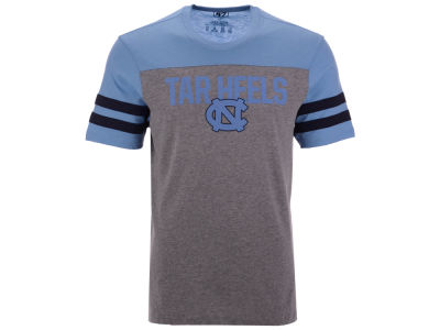 North Carolina Tar Heels '47 NCAA Men's Tri-Colored T-Shirt
