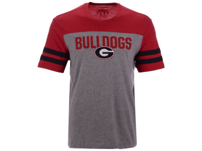 Georgia Bulldogs '47 NCAA Men's Tri-Colored T-Shirt