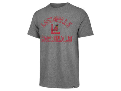 Louisville Cardinals '47 NCAA Men's Hollow Arch Match T-Shirt