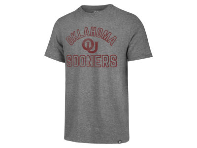 Oklahoma Sooners '47 NCAA Men's Hollow Arch Match T-Shirt
