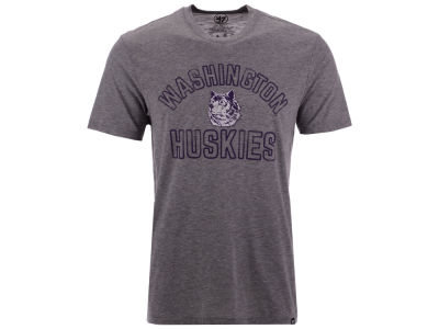Washington Huskies '47 NCAA Men's Hollow Arch Match T-Shirt