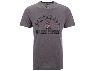 Minnesota Golden Gophers '47 NCAA Men's Hollow Arch Match T-Shirt