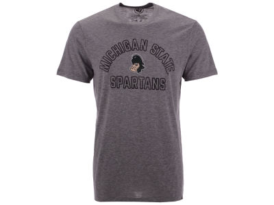 Michigan State Spartans '47 NCAA Men's Hollow Arch Match T-Shirt