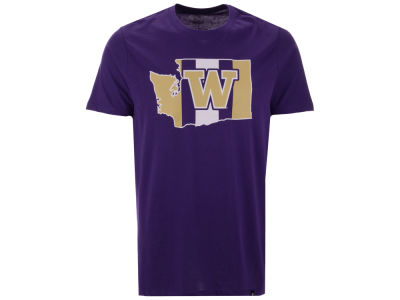 Washington Huskies '47 NCAA Men's Regional Super Rival T-Shirt