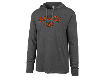 Oklahoma State Cowboys '47 NCAA Men's Long Sleeve Focus Hooded T-Shirt
