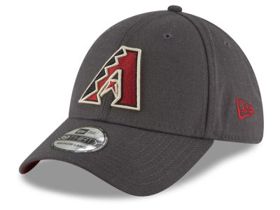 Arizona Diamondbacks New Era MLB Charcoal Classic 39THIRTY Cap
