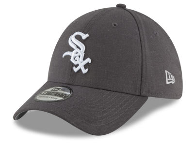 Chicago White Sox New Era MLB Charcoal Classic 39THIRTY Cap