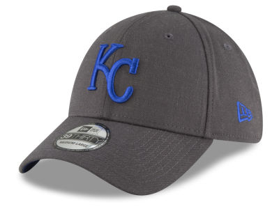 Kansas City Royals New Era MLB Charcoal Classic 39THIRTY Cap