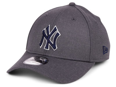 New York Yankees New Era MLB Charcoal Classic 39THIRTY Cap