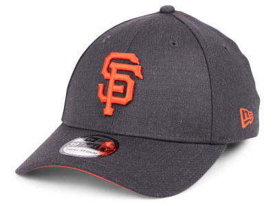 San Francisco Giants New Era MLB Charcoal Classic 39THIRTY Cap