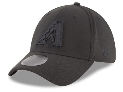 Arizona Diamondbacks New Era MLB Blackout 39THIRTY Cap