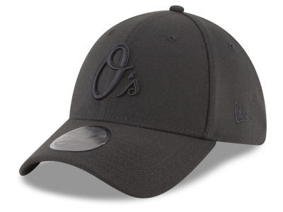 Baltimore Orioles New Era MLB Blackout 39THIRTY Cap