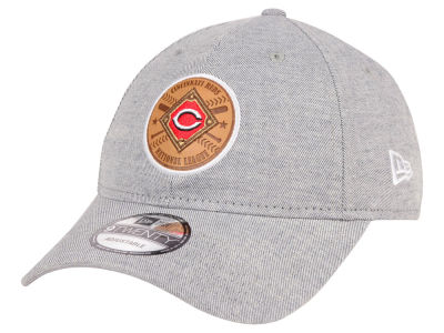 Cincinnati Reds New Era MLB Round Tripper 9TWENTY Cap