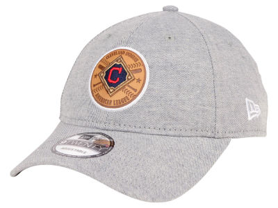 Cleveland Indians New Era MLB Round Tripper 9TWENTY Cap