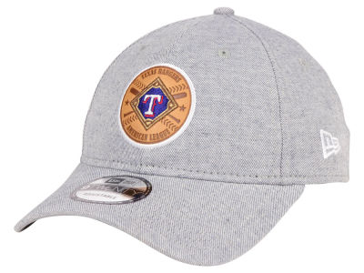 Texas Rangers New Era MLB Round Tripper 9TWENTY Cap