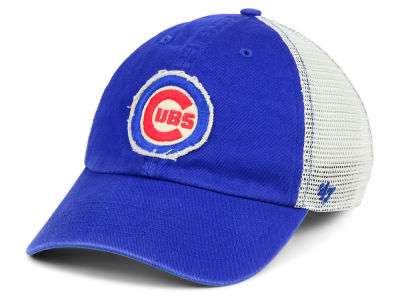 Chicago Cubs '47 MLB Tally '47 CLOSER Cap