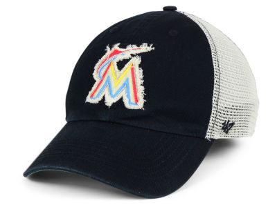 Miami Marlins '47 MLB Tally '47 CLOSER Cap