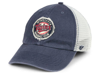 Minnesota Twins '47 MLB Tally '47 CLOSER Cap