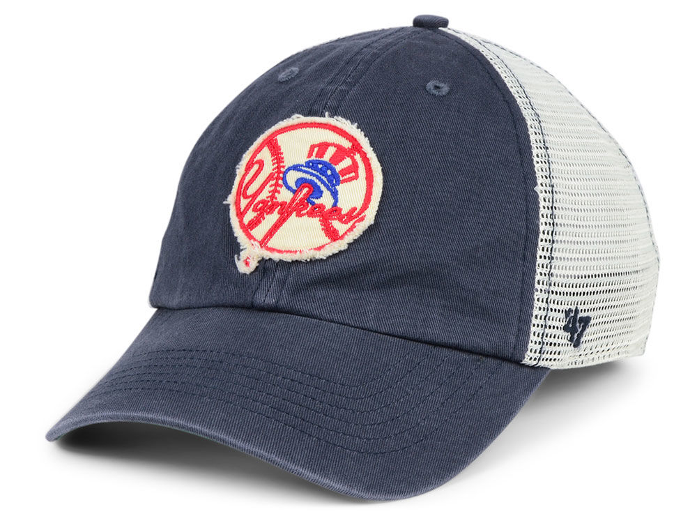 best website 38b97 b6bfe ... purchase new york yankees 47 mlb tally 47 closer cap 8eb74 fd518