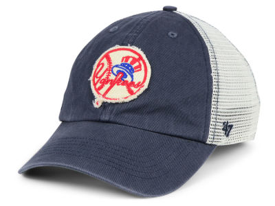 New York Yankees '47 MLB Tally '47 CLOSER Cap
