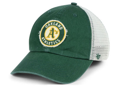 Oakland Athletics '47 MLB Tally '47 CLOSER Cap