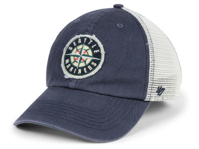 Seattle Mariners '47 MLB Tally '47 CLOSER Cap