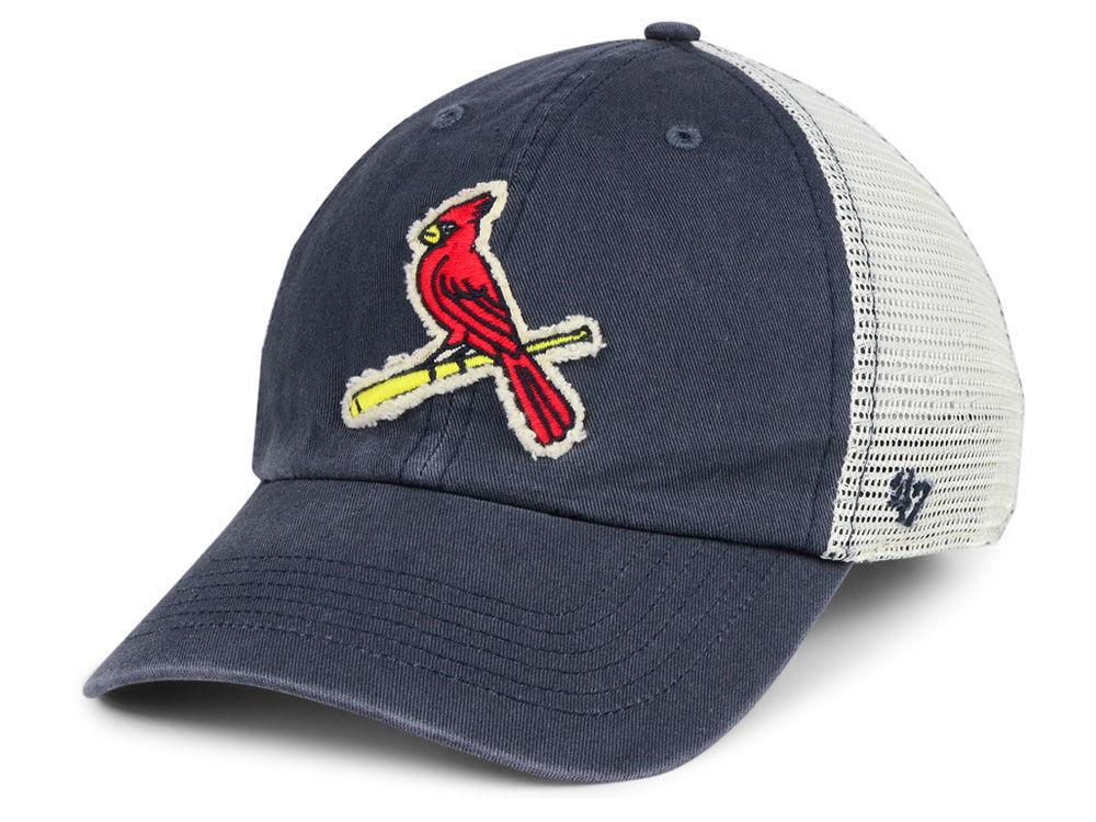St. Louis Cardinals  47 MLB Tally  47 CLOSER Cap  49c5b8470a9