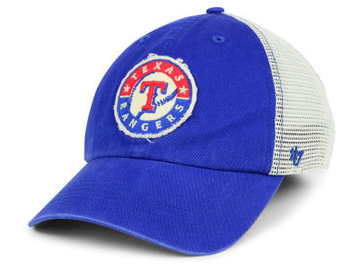 Texas Rangers '47 MLB Tally '47 CLOSER Cap