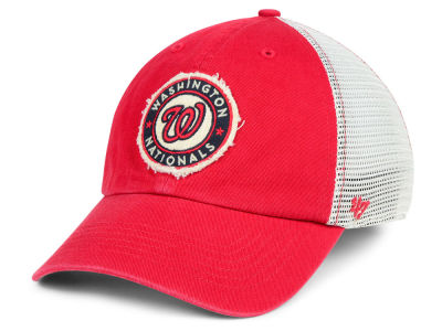 Washington Nationals '47 MLB Tally '47 CLOSER Cap