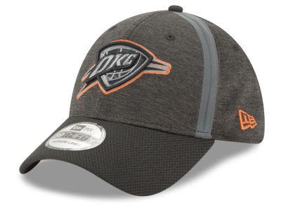 Oklahoma City Thunder New Era NBA Reflect Tech 39THIRTY Cap