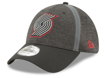 Portland Trail Blazers New Era NBA Reflect Tech 39THIRTY Cap