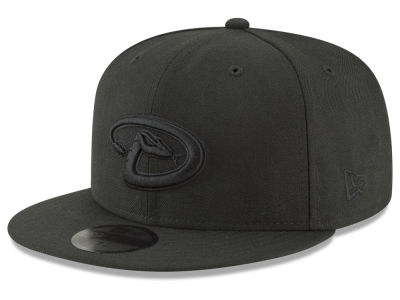 Arizona Diamondbacks New Era MLB Blackout 59FIFTY Cap