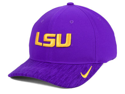 LSU Tigers Nike NCAA Youth Sideline Adjustable Cap