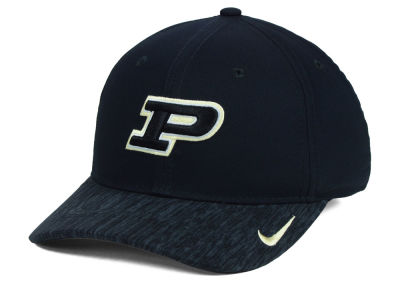 Purdue Boilermakers Nike NCAA Youth Sideline Adjustable Cap