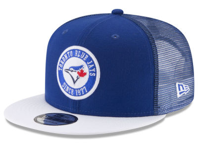 Toronto Blue Jays New Era MLB Circle Patch 9FIFTY Snapback Cap