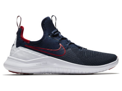 New England Patriots Nike NFL Women's Free Trainer Shoes